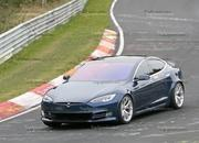 The Tesla Model S Plaid May Have Beaten the Taycan Around the Nurburgring - image 862402