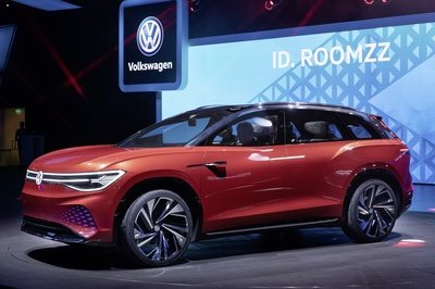 The Volkswagen ID.3 Isn't Coming to the States, But This ID.4 Is!