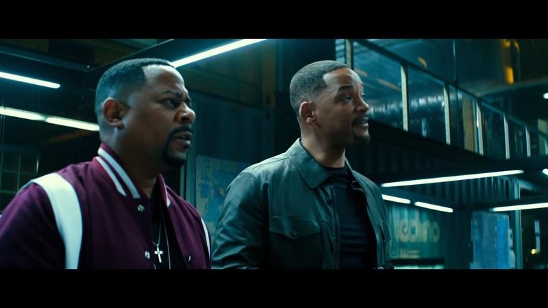 "There's Lots of Porsche Goodness in the ""Bad Boys for Life"" Trailer, and Martin Lawrence Has Spent a Lot of Time in The Kitchen"