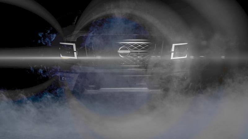 There's More Than Meets The Eye in This Teaser for the 2020 Nissan Titan