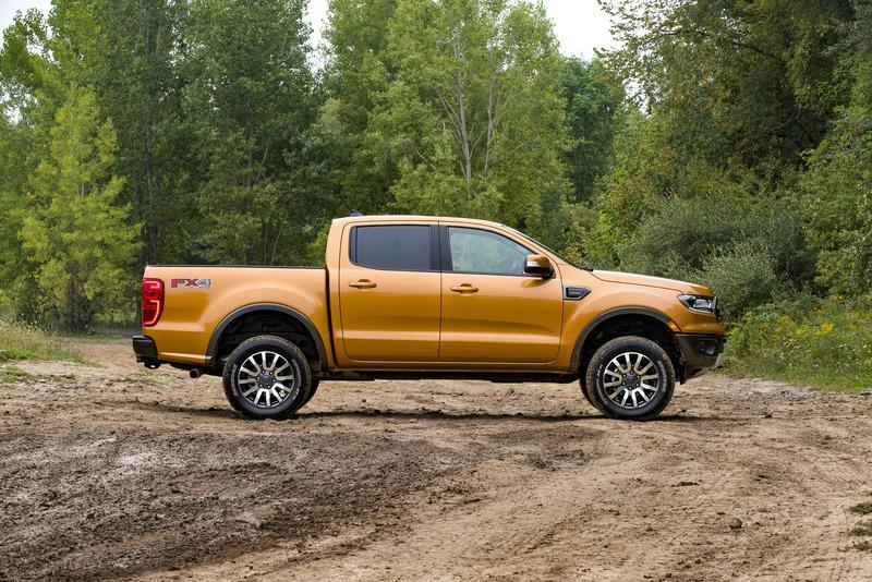 These Ford Ranger and F-150 Leveling Kits Are Your Ticket to Ride Off-Road