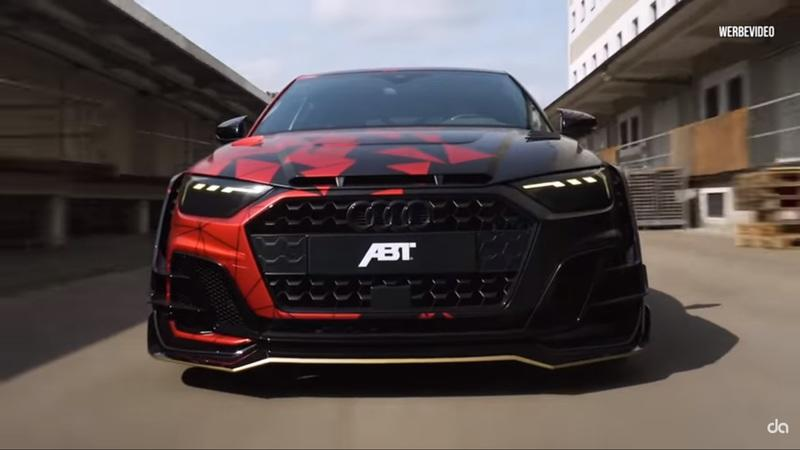 This Widebody Audi A1 Sportback is a Thing of Dreams
