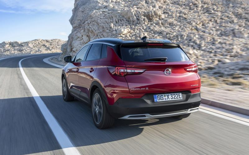 car pictures review: opel new suv 2020