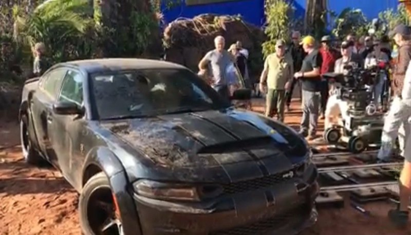 Vin Diesel Gives Us a Sneak Peak at the Dodge Charger from Fast 9