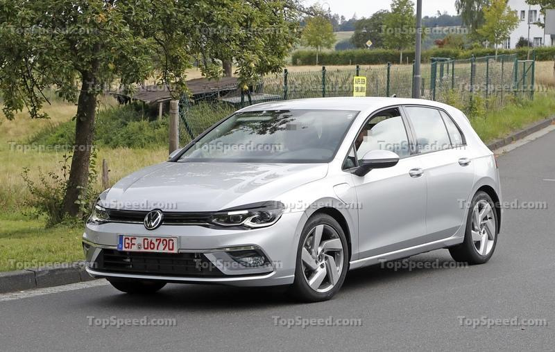 a look at the 2020 volkswagen golf gte before the mk 8 debuts. Black Bedroom Furniture Sets. Home Design Ideas