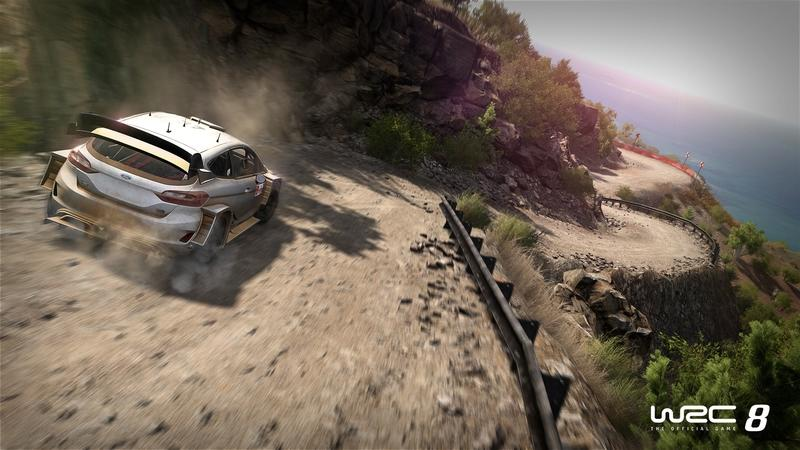 WRC 8 First Impressions and Gameplay - image 858540