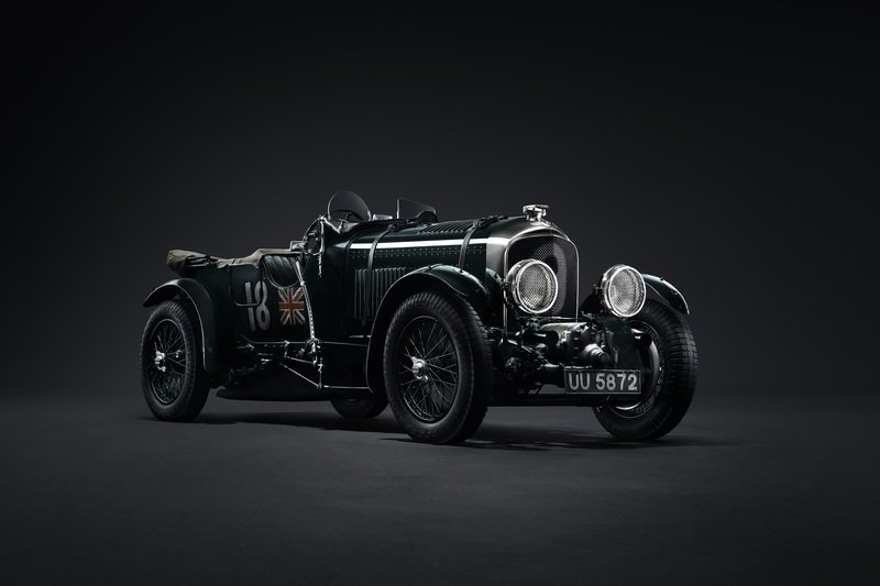 You Finally Have a Chance to Own a 1929 Bentley Blower... Kind of