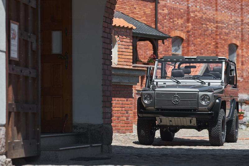 1992 Mercedes 250GD Wolf by Expedition Motor Company