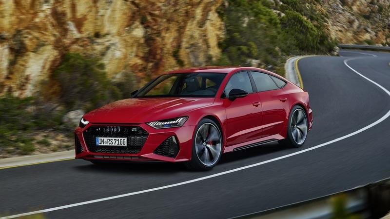 Wallpaper of the Day: 2020 Audi RS7