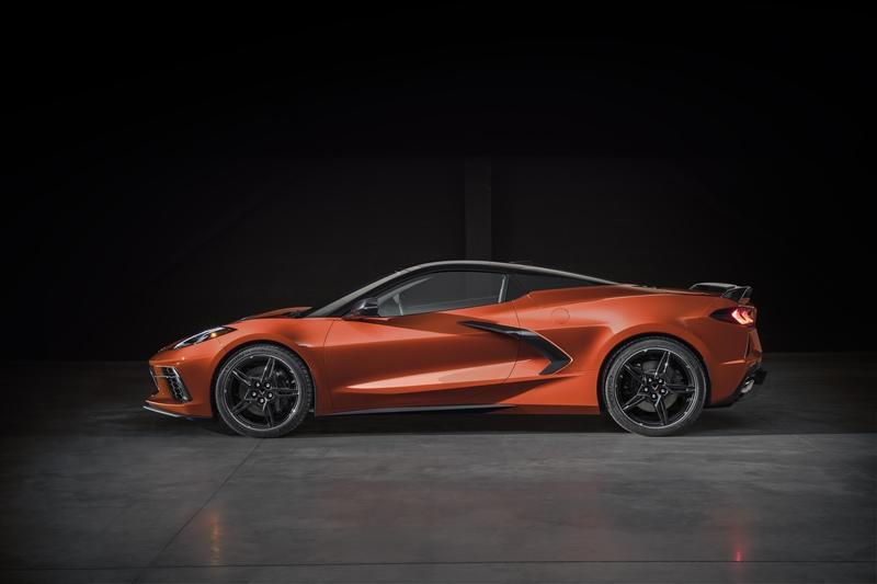 The Chevrolet C8 Corvette Convertible Has Been Delayed Until 2021 Exterior - image 864736