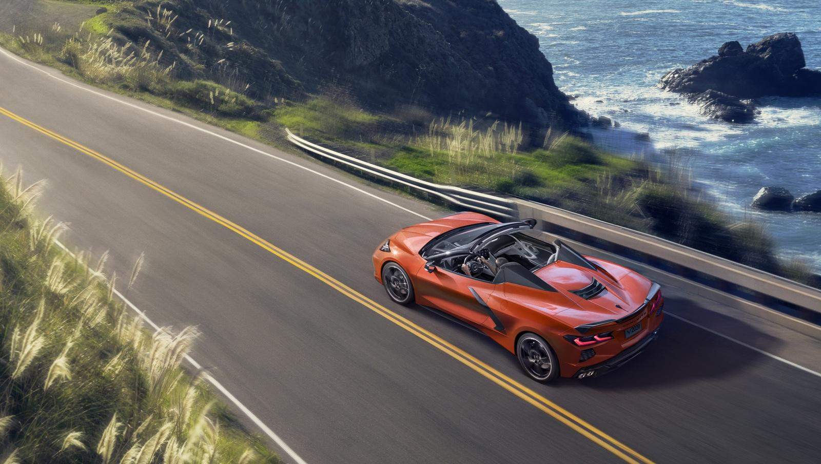 2020 Chevy C8 Corvette Convertible Gallery Pictures ...