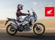 2020 Honda Africa Twin Adventure Sports ES - image 866007