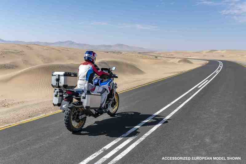 2020 Honda Africa Twin Adventure Sports ES