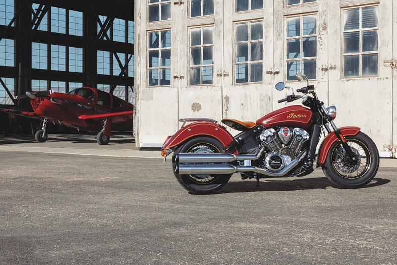 2020 Indian Scout 100th Anniversary Edition - image 866647
