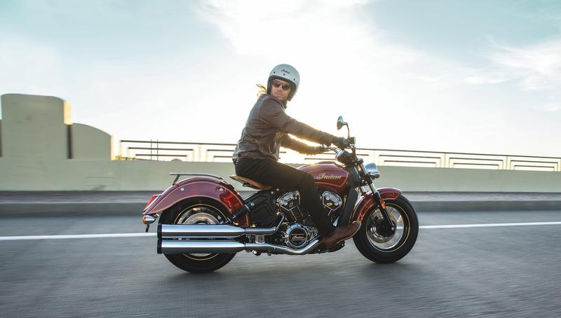 2020 Indian Scout 100th Anniversary Edition - image 866650