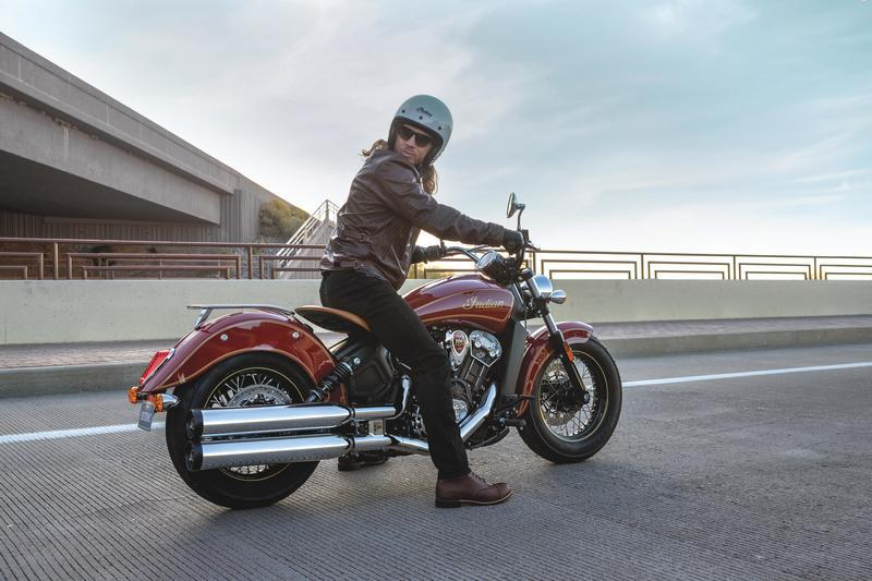 2020 Indian Scout 100th Anniversary Edition - image 866651