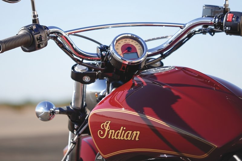 2020 Indian Scout 100th Anniversary Edition - image 866638