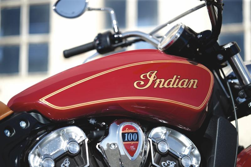 2020 Indian Scout 100th Anniversary Edition - image 866642