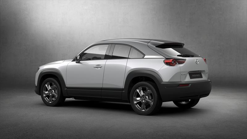 The Mazda MX-30's rear doors are a cool tribute to the RX-8, but what's the point?