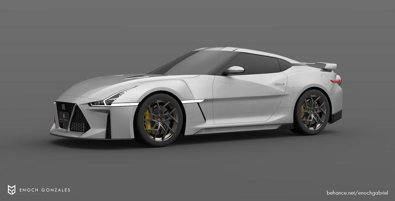 Nissan Is Still On the Fence About What the 2023 Nissan GT-R R36 Will Be - image 868447