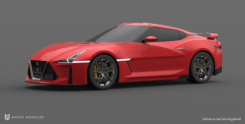 Nissan Is Still On the Fence About What the 2023 Nissan GT-R R36 Will Be - image 868451