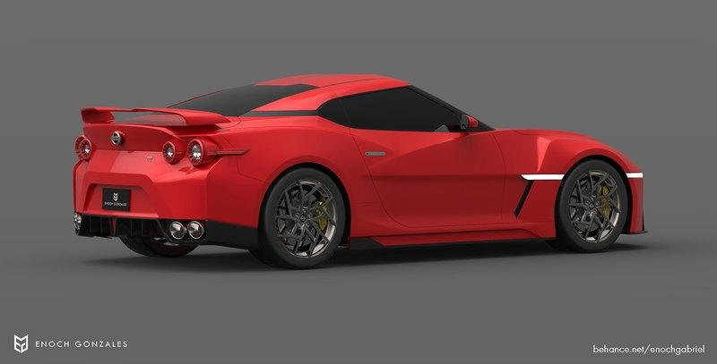 Nissan Is Still On the Fence About What the 2023 Nissan GT-R R36 Will Be - image 868445