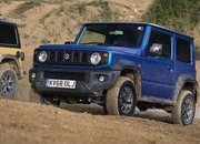 A Suzuki Jimny Takes on the Mercedes G-Class and Jeep Wrangler - Who Wins? - image 867514
