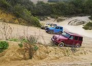A Suzuki Jimny Takes on the Mercedes G-Class and Jeep Wrangler - Who Wins? - image 867516