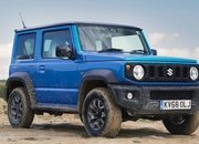 A Suzuki Jimny Takes on the Mercedes G-Class and Jeep Wrangler - Who Wins? - image 867518