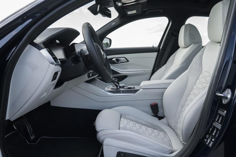 2020 Alpina B3 Saloon Interior - image 868240