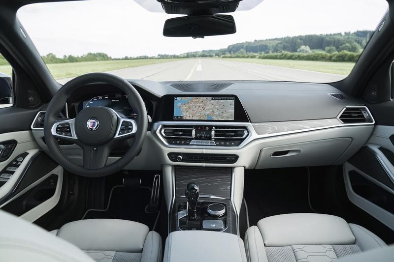2020 Alpina B3 Saloon Interior - image 868242