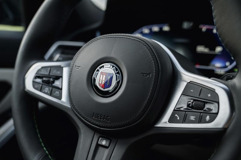2020 Alpina B3 Saloon Interior - image 868255