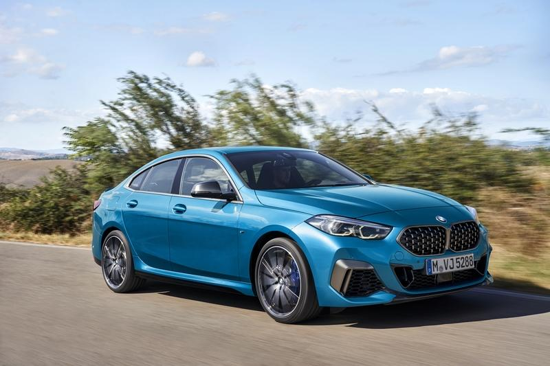 The BMW 2 Series Gran Coupe Arrives With Its Sights Set on the Mercedes CLA-Class and Audi A3