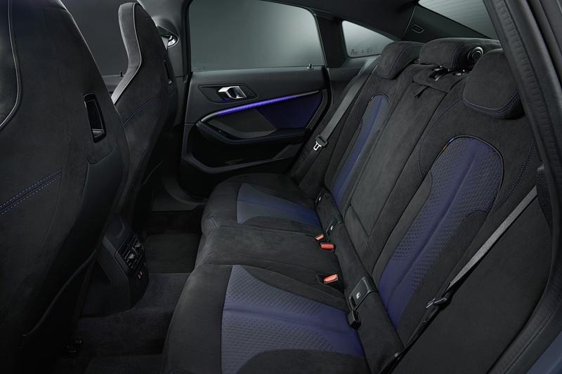 2020 BMW 2 Series Gran Coupe Interior - image 866812