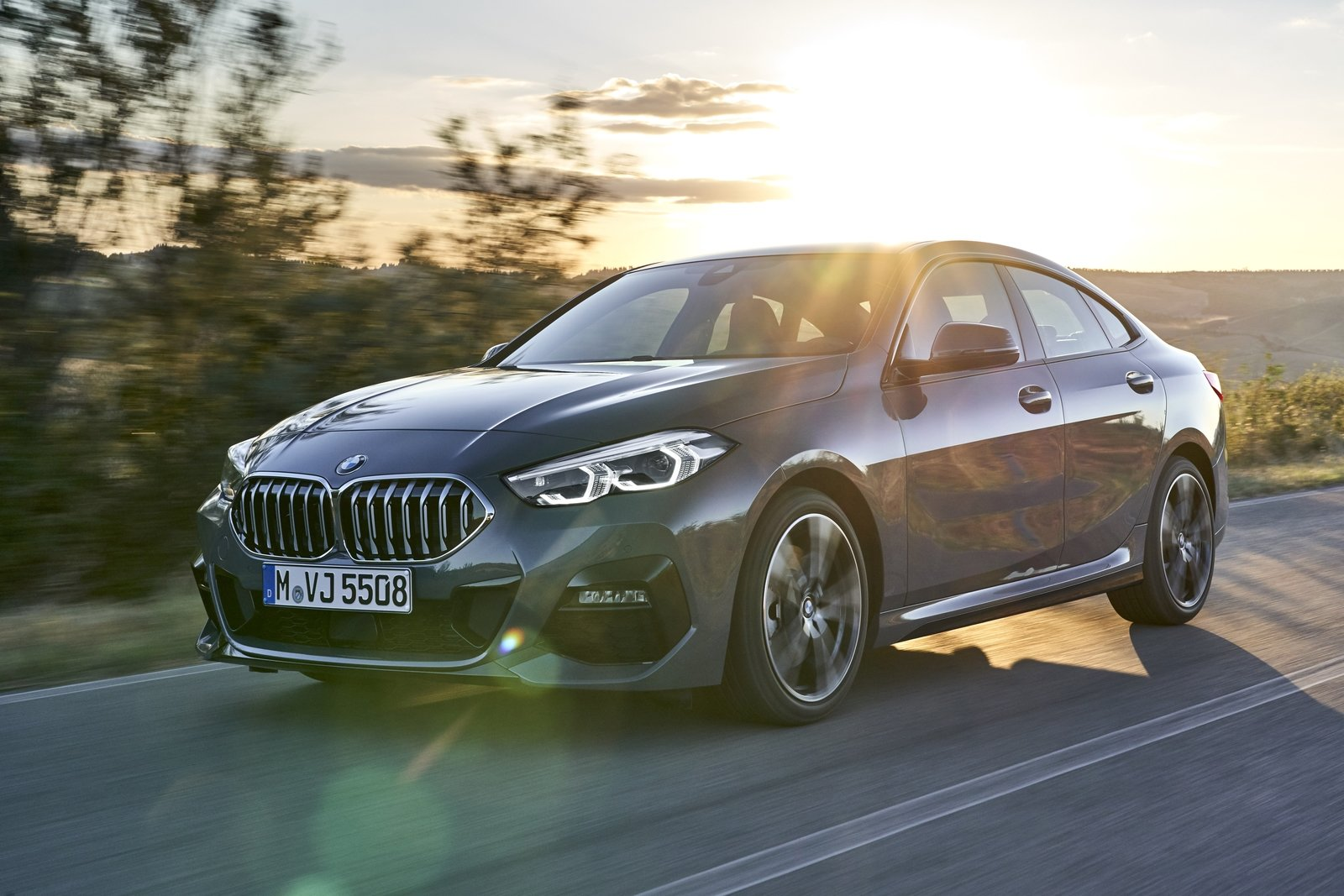 2020 BMW 2 Series Gran Coupe Debuts In 228i XDrive And M235i XDrive Flavors @ Top Speed