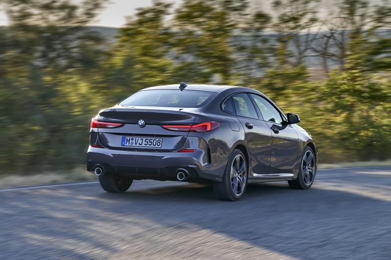 2020 BMW 2 Series Gran Coupe Exterior - image 866851