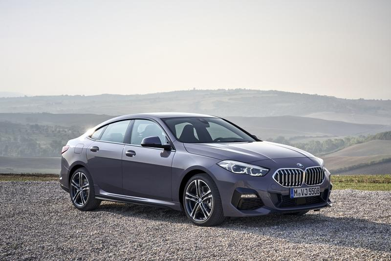 2020 BMW 2 Series Gran Coupe Debuts in 228i xDrive and M235i xDrive Flavors