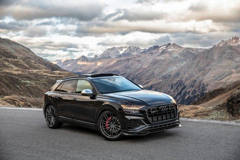 2019 Audi SQ8 by ABT Sportsline