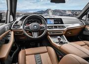 BMW Just Dropped the M5's 591-Horsepower V-8 Inside the 2020 X5 M and X6 M - image 864505