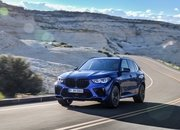 BMW Just Dropped the M5's 591-Horsepower V-8 Inside the 2020 X5 M and X6 M - image 864489