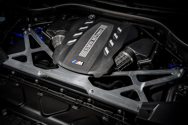 BMW Just Dropped the M5's 591-Horsepower V-8 Inside the 2020 X5 M and X6 M - image 864511