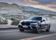 BMW Just Dropped the M5's 591-Horsepower V-8 Inside the 2020 X5 M and X6 M - image 864512