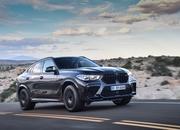 BMW Just Dropped the M5's 591-Horsepower V-8 Inside the 2020 X5 M and X6 M - image 864514