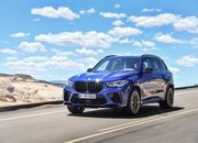 BMW Just Dropped the M5's 591-Horsepower V-8 Inside the 2020 X5 M and X6 M - image 864490