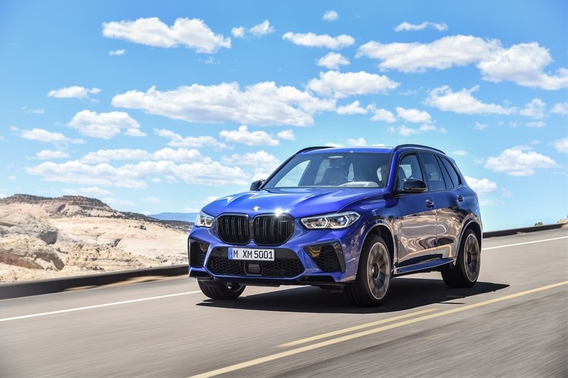 BMW Just Dropped the M5's 591-Horsepower V-8 Inside the 2020 X5 M and X6 M Exterior - image 864490