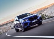 BMW Just Dropped the M5's 591-Horsepower V-8 Inside the 2020 X5 M and X6 M - image 864491