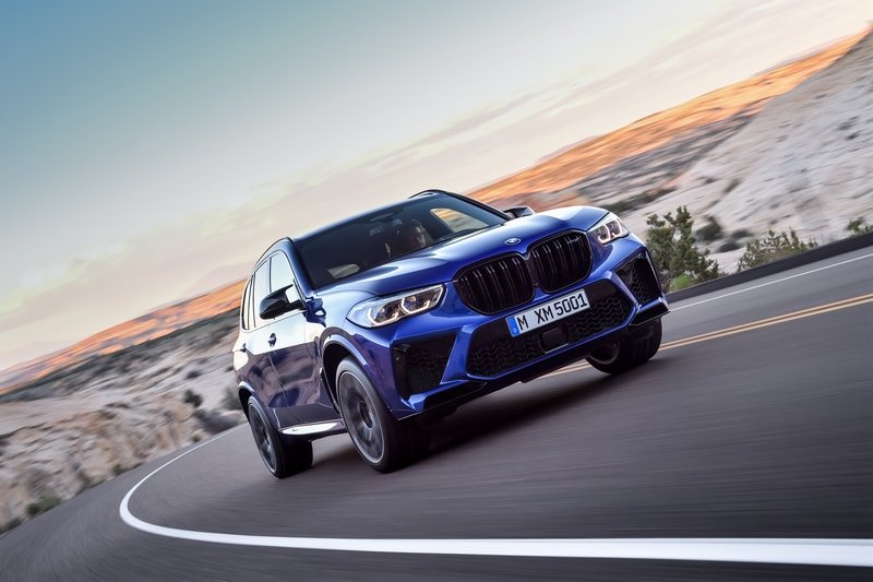 BMW Just Dropped the M5's 591-Horsepower V-8 Inside the 2020 X5 M and X6 M Exterior - image 864491