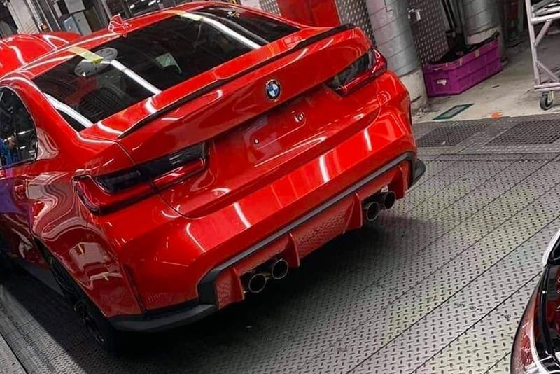 BMW M3 and M4 Leaks are Real, But Both Models Are Far From Making Their Debut - image 868798
