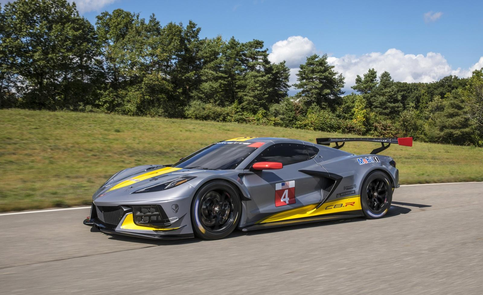 Chevrolet C8 Corvette C8R Picture Gallery Pictures, Photos ...
