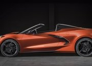 Chevrolet's Open-Top 2020 Corvette C8 Weighs 77 Pounds More Than The Coupe - image 864752
